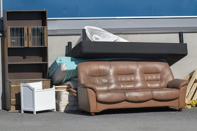 Furniture Pickup Junk Removal for Marco Island and Naples