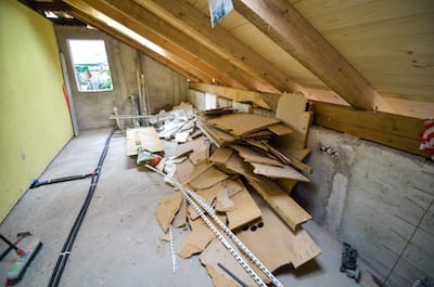 Remodel Construction and Debris Waste in Naples Florida Removal